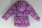 500 x LUPILU GIRLS KIDS PURPLE PADDED JACKETS. £4.00 EACH