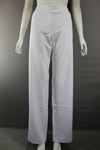 430 x LADIES WHITE STRETCH TROUSERS.. IDEAL BEAUTY THERAPY. JUST £2.00 EACH