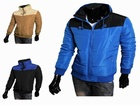 2100 x MENS PADDED COATS & BODYWARMERS . JUST £6.00 EACH