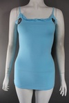2800 x PRIMARK STRAPS ULTIMATE COMFORT COTTON AQUA CAMISOLE. JUST 50P EACH TO CLEAR