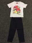 4136 x ANGRY BIRDS KIDS PYJAMAS JUST  £1.50 EACH