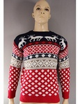 523 x UNISEX XMAS JUMPERS 5 STYLES. £3.00 EACH TO CLEAR.