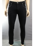 2174 x MENS BLACK SKINNY JEANS. RATIO PACKED IN BOXES OF 20. £2.75 EACH
