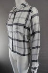 2736 x LADIES EX HIGHSTREET CHECK SHIRTS BLOUSE JUST £1.25 EACH