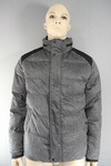 1050 x MENS HANGTEN PADDED DOWN JACKET. £15.00 EACH