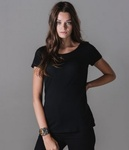 25150 LADIES HIGH QUALITY COTTON AND ORGANIC T SHIRTS, POLOS AND VEST TOPS.