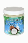 17000 x ORGANIC COCONUT OIL . 500ML JARS. BBD END 2018. JUST £1.00 PER JAR