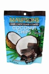 128,000 BAGS PACKS 40G COCONUT CHIPS, CHOCOLATE COCONUT CHIPS, MANGO CHUNKS & BANANA CHIPS 40G. PRICE JUST 15P EACH
