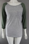 1022 x EX H & M LADIES LONG SLEEVE TOP. £1.25 EACH