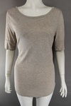 574 x EX H & M LADIES ½ SLEEVE LONG LENGTH T SHIRT £1.25 EACH