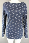 886 x EX H & M LADIES LONG SLEEVED PATTERN TOPS £1.25 EACH