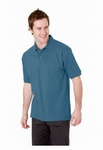 6100 x 100% COTTON HEAVYWEIGHT 240GSM PIQUE POLO SHIRTS. JUST £1.50 EACH