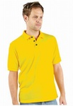 2900 x MENS / UNISEX 180GSM COTTON/POLYESTER PIQUE POLO SHIRT. JUST £1.25 EACH