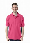 6140 x MENS / UNISEX 220GSM COTTON/POLYESTER PIQUE POLO SHIRT. JUST £1.25 EACH.
