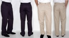 7226 MENS HIGH QUALITY COTTON HENBURY CHINO TROUSERS JUST £3.25 EACH