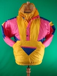 16 X RETRO 80'S STYLE SKI JACKETS, RRP £60 EACH, ONLY £10 EACH