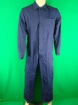 1200 SETS OF MENS NAVY BLUE COTTON DRILL WORK OVERALLS