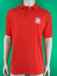 20 X RED QUALITY ENGLAND MENS POLO TOPS - £2.25 EACH