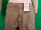 20 X CHEROKEE MENS KHAKI CHINO SHORTS - £2.50 EACH