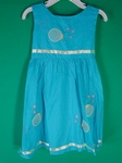 10 x OSH KOSH GIRLS LADYBIRD DESIGNER SUMMER TIE UP DRESSES - £4.25 EACH