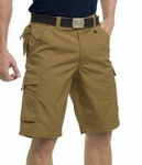 4500  X RUSSELL HEAVY DUTY WORKWEAR SHORTS , ONLY £2.50 EACH