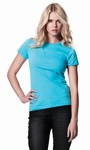 11000 MIXED LADIES CONTINENTAL CLOTHING HIGH QUALITY T SHIRTS - 65P EACH