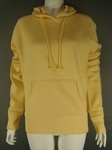 700 FAIRTRADE YELLOW & PINK LADIES HOODED TOPS HOODIES - £2.50 EACH