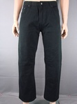 870 PAIRS MENS GEORGE BLACK JEANS, SIZES 30 TO 42 INCH, £3.25 EACH