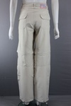 2400 PAIRS OF LADIES TEFLON COATED OUTDOOR 2 IN 1 WALKING TROUSERS. £1.75 EACH