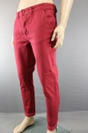 678 x NEW LOOK MENS SKINNY SLIM  FIT BURGANDY RED CHINO JEANS - £3.00 EACH