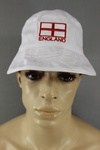 1000 x ENGLAND REVERSIBLE SUN HATS ST GEORGE CROSS - 75P EACH.