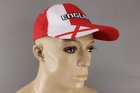 70,000 BRANDED ENGLAND STOCK MEMORABILIA ST GEORGES CROSS STOCK - 50P HATS, 25P FLAGS