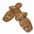 2734 X MENS LEATHER HIDE SANDALS - JUST £2.00 EACH