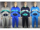 2000 X RETRO VINTAGE 80'S 90'S MENS SHELL SUITS, SIZES SMALL TO XL.