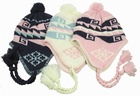 1666 x MENS, LADIES & KIDS HATS, TRAPPER HATS, BEANIES, SKI HATS, HAT & SCARF SETS & GLOVES, JUST £1.00 EACH TAKE ALL PRICE