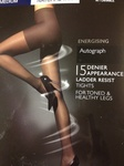 8970 x M & S LADIES 15 DENIER LADDER RESIST TIGHTS, JUST £1.10 EACH