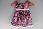 3500 x GIRLS OBAIBI PATTERNED DRESSES, 2 COLOURS, RRP €22.. JUST £1.50 EACH