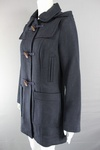 700 x EX DUNNES STORES NAVY BLUE DUFFEL COAT RRP €55.00. JUST £12.00 EACH