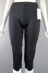 16000 x LADIES LYCRA BLACK FITNESS 3/4 LENGTH SPORTS LEGGINS..3 STYLES. RRP 79.95 JUST £1.65 EACH